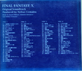FFX OST Old Sleeve