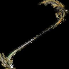 Lindzei representa a metade angelical da foice de Bhunivelze.