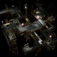 Midgar underground