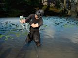 Легендарная лягушка