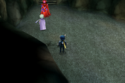 Rubicante and Edge caves of eblan ffiv ios