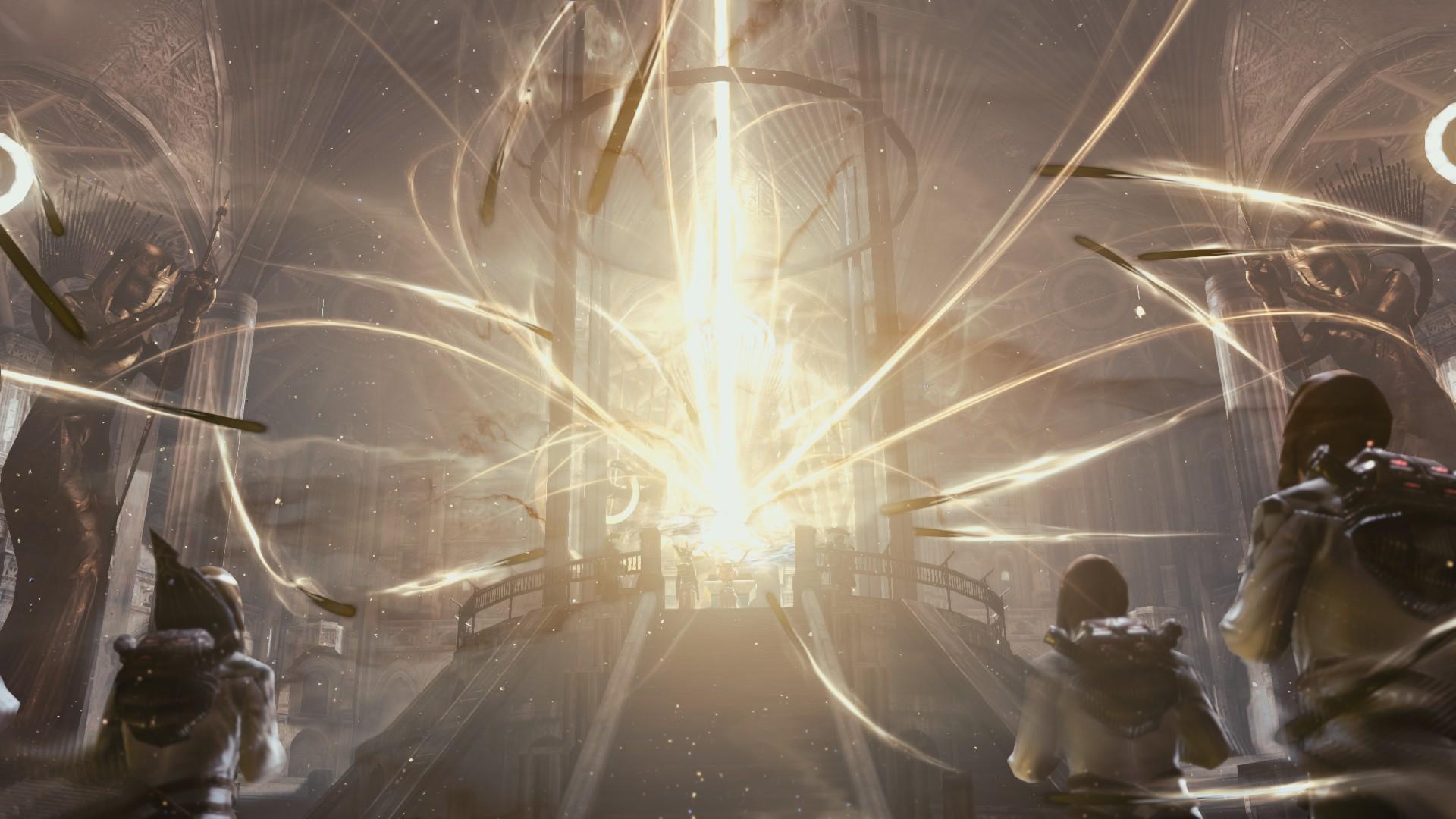 Final Fantasy Lightning Digital Art