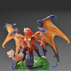 Final Fantasy Creature Kai Vol.1 figure.