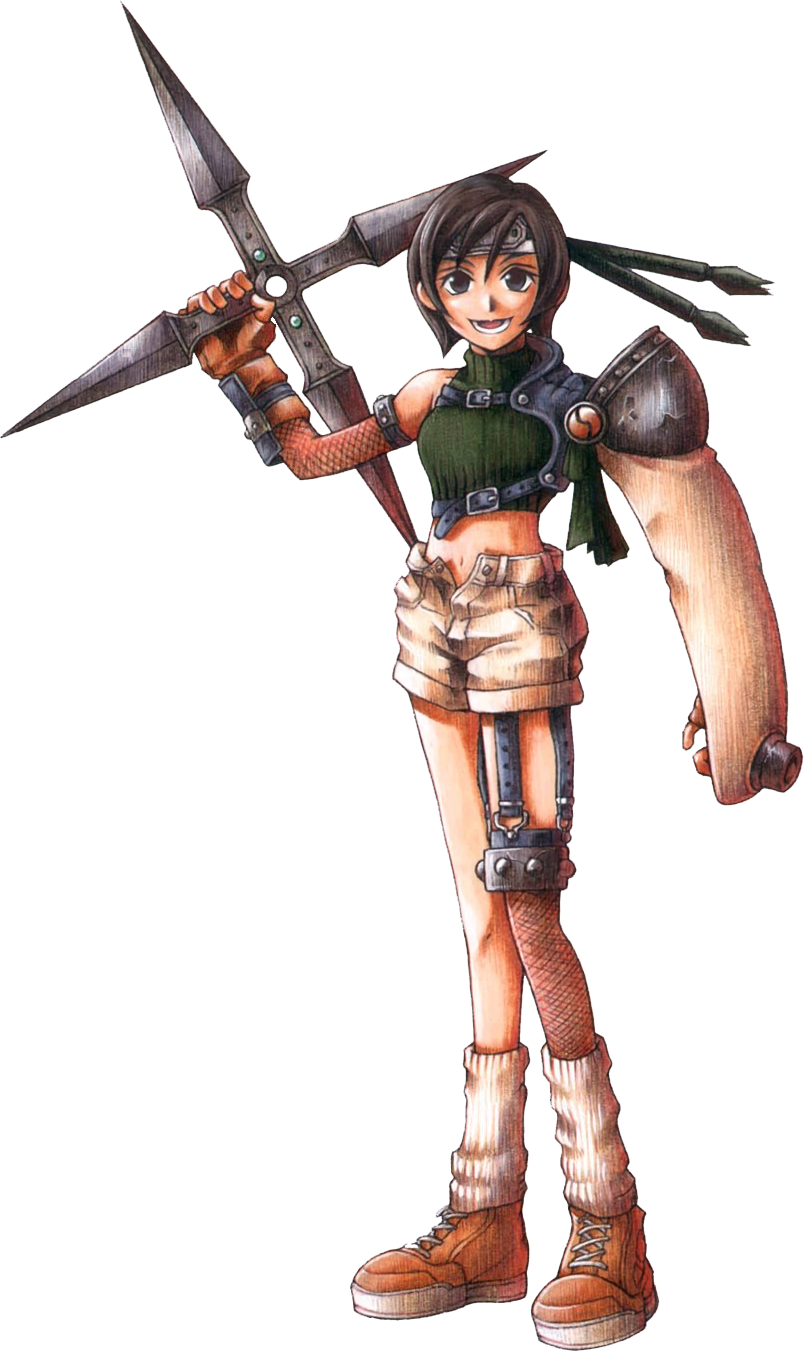 ff7 dating yuffie dating site yahoo answers