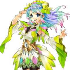Portrait in <i>Brave Frontier</i>.