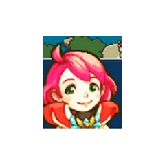 <i>Chocobo's Dungeon DS+</i> talk sprite.