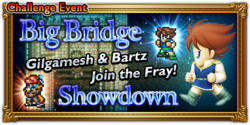 FFRK Big Bridge Showdown Event