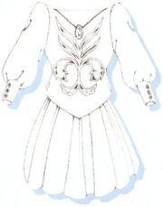 FFVI White Dress Artwork