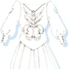 White Dress artwork.