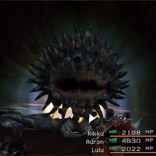 Great Malboro in the Omega Ruins.