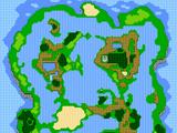Final Fantasy III locations
