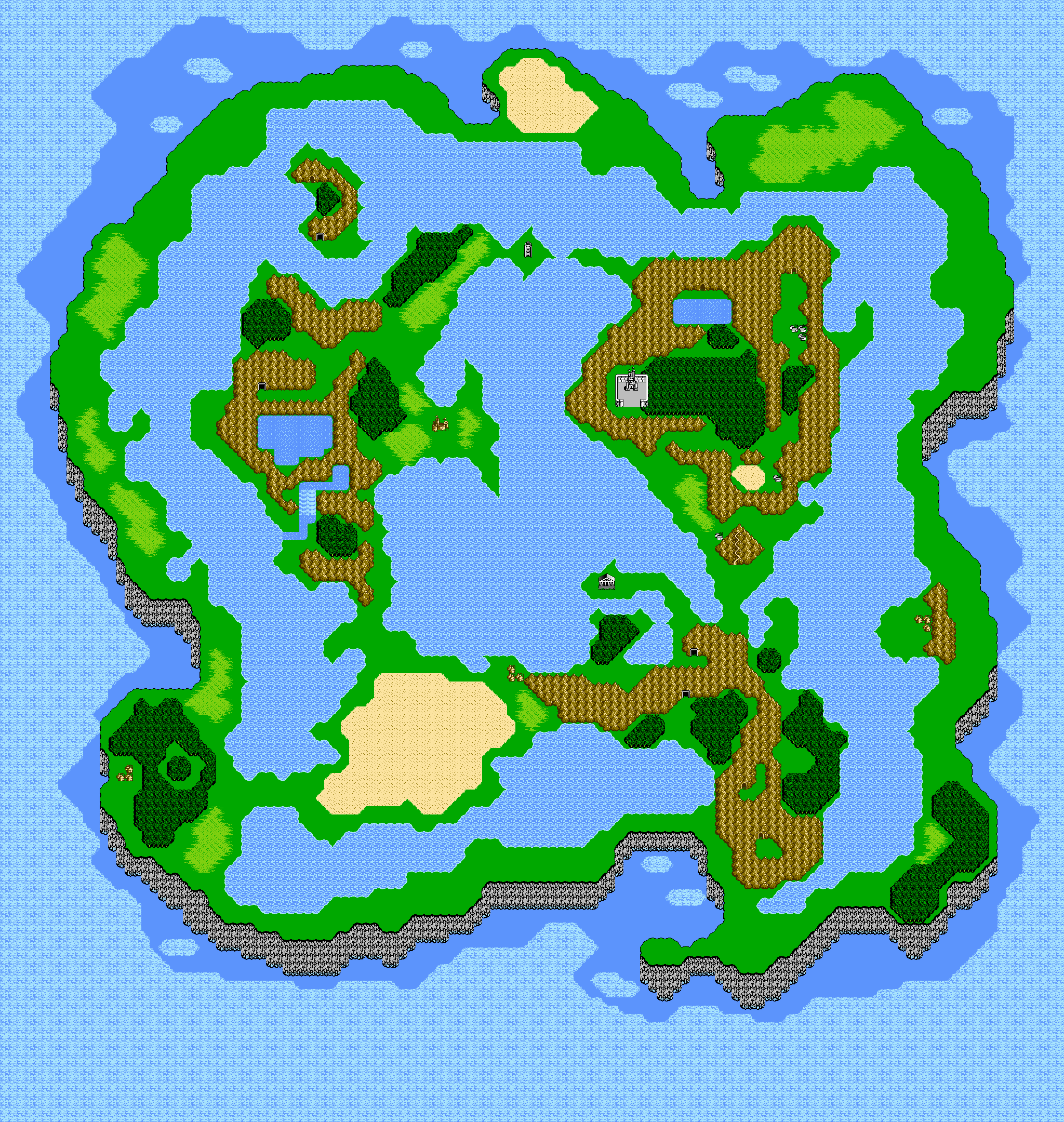 List of final fantasy iii locations final fantasy wiki fandom list of final fantasy iii locations final fantasy wiki fandom powered by wikia gumiabroncs Choice Image