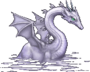 FFIV Drago della nebbia 1 PSP