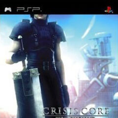 <i>Crisis Core -Final Fantasy VII-</i>
