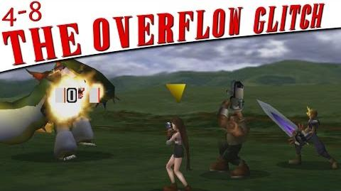 Damage overflow glitch in Final Fantasy VII | Final Fantasy