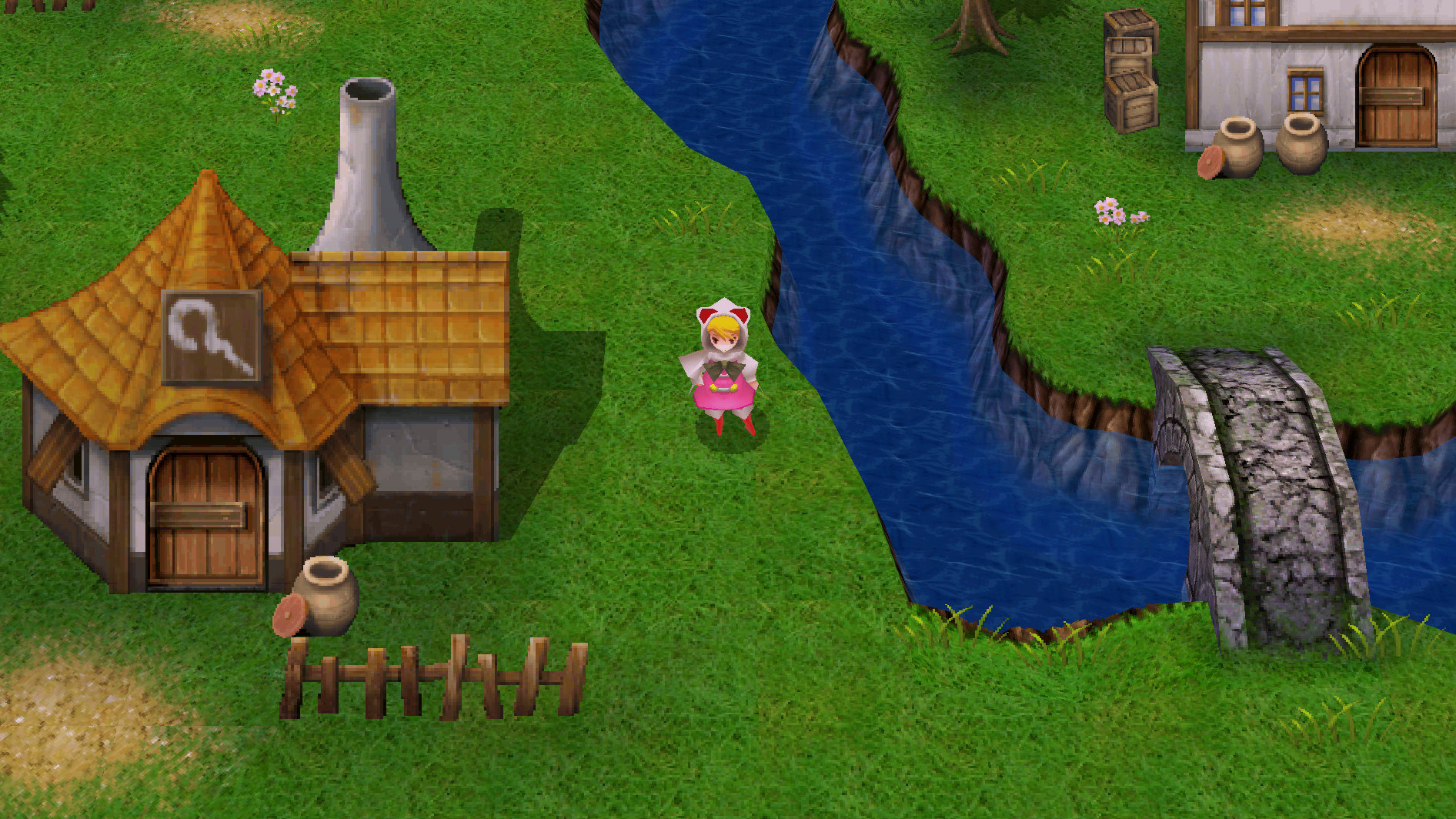 Gysahl (Final Fantasy III) | Final Fantasy Wiki | FANDOM powered by ...