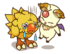 LINE Chocobo Sticker29