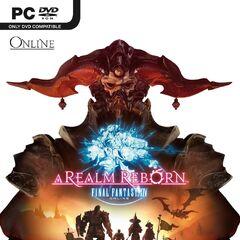 Обложка стандартного европейского издания для PC.
