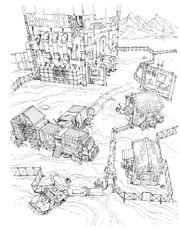 Corel Prison FF7 Art