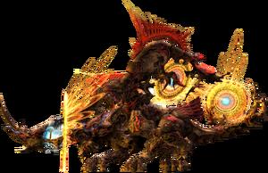 Drago demoniaco FFXII