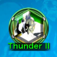 Ramuh (Thunder II).