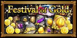 FFRK Festival of Gold Banner