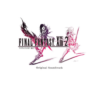 FFXIII-2 OST Front