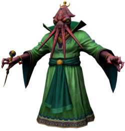 MFF Mindflayer Model