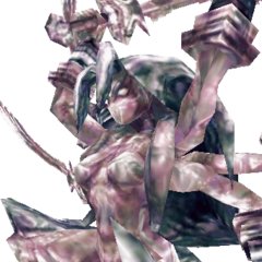Body of Maliris's crystal form.