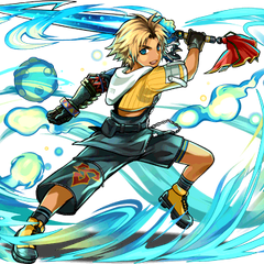 No.2042 Fayth's Dream, Tidus.