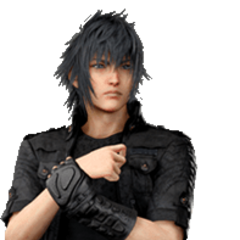 Lucian Prince Noctis.