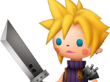 Cloud Strife/Theatrhythm