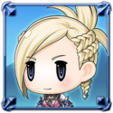 DFFNT Player Icon Minfilia Warde PFF 001