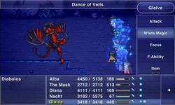 FFD Dance of Veils