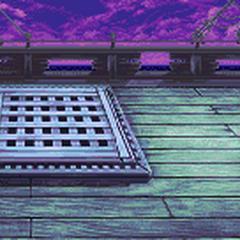 Фон битвы (внутри корабля) (GBA).