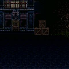 Censored Battle background (outside) (SNES).