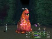 FFX-2 Flan Eater