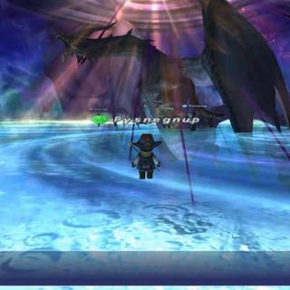 Shinryu Final Fantasy Xi Final Fantasy Wiki Fandom Powered By