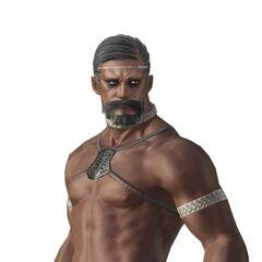 Male highlander hyur.