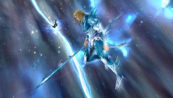 Kain Highwind - EX Mode