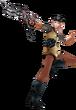 Lightning modalità EX (terzo costume)