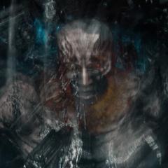 Noctis's vision of Titan.