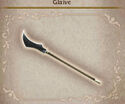 Bravely Default Glaive