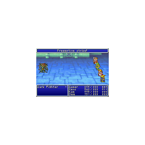 Preemptive Strike (GBA).
