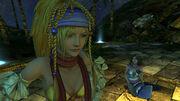 FFX-2LM Jealous Rikku & Yuna