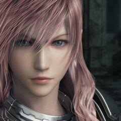 Лайтнинг в <i>Final Fantasy XIII-2</i>.