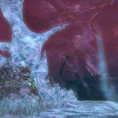 Perdra de Thaliak em <i>Final Fantasy XIV</i>.