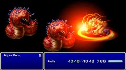 Final Fantasy IV Complete Collection Summons - Ifrit