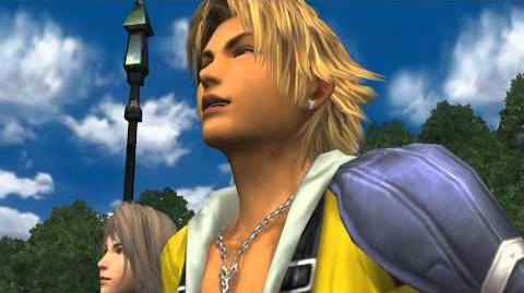 Final Fantasy X - Laughing Scene