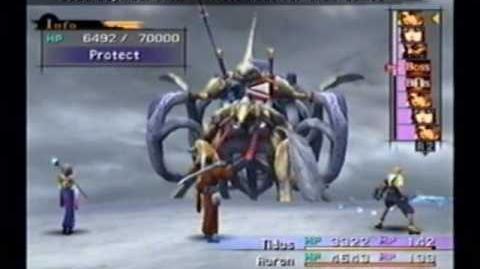 Final Fantasy X Boss - Seymour Flux